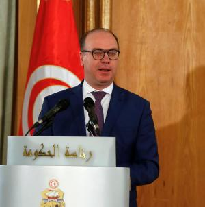 Tunisia Minister to Asharq Al-Awsat: Protests Can't Overthrow Fakhfakh Govt.