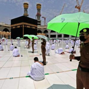 Saudi 'Umrah' Strategy for Ramadan Sees Success in Early Days of Implementation
