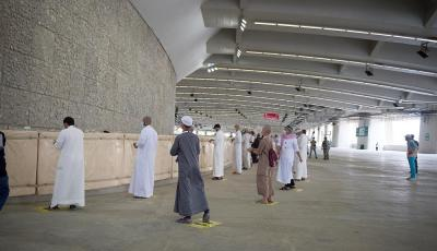 Hajj Pilgrims Embark on Second Day of Tashreeq