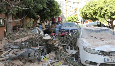 Experts: Beirut Blast a Wake-up Call on Ammonium Nitrate's Dangers