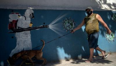 Brazil Approaches 100,000 Confirmed Virus Deaths