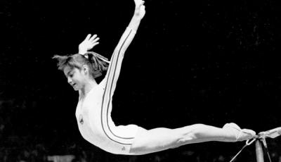 In 1976, Comaneci's Perfect 10s Made her the Perfect One