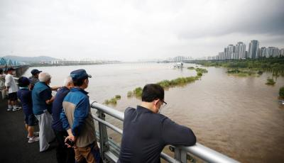 South Korea Floods, Landslides Kill 26 as Heavy Rains Continue