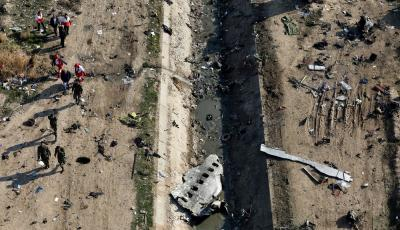 Iran Says European Insurers Should Pay Compensation for Downed Ukrainian Plane