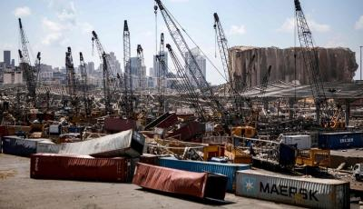 Container Lines Resume Calls to Beirut as Terminal Restarts Operations