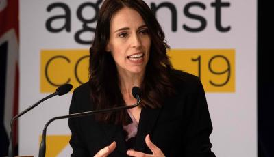 Drawing by Jacinda Ardern Sold for $12,000 at Charity Auction