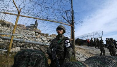 South Korea Police Arrests Defector Trying to Cross back to North Korea