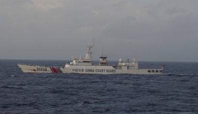 China Authorizes Coast Guard to Fire on Foreign Vessels if Needed