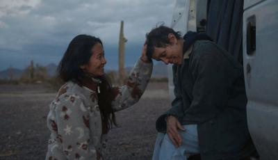 'Nomadland' Wins 4 BAFTAs Including Best Picture, Director