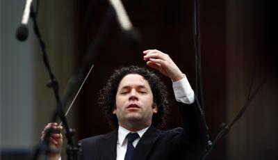 Paris Opera Names Venezuela's Dudamel as Next Music Chief
