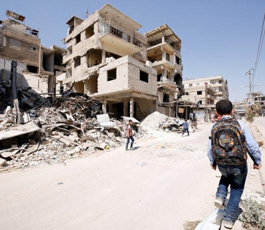 Exclusive - 7 Developments and Surprises Return Syria Back to the Spotlight