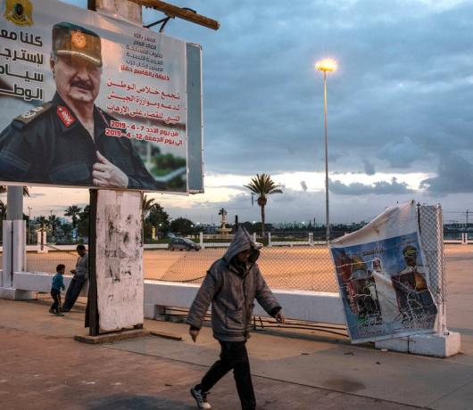 Turkey Seeks to Turn Into Libya's Kingmaker