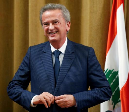 Lebanon Crisis Brings Mixed Legacy for Riad Salameh