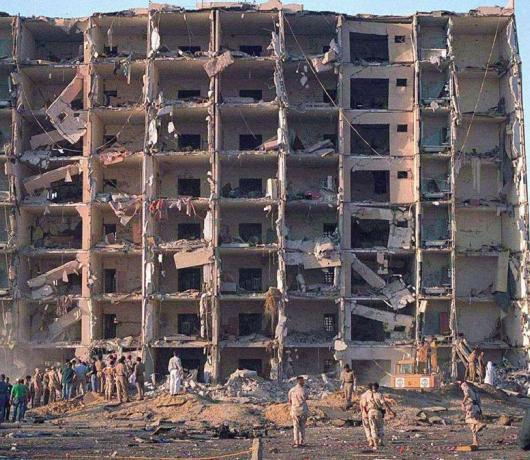 Khobar Towers Bombing: Iran Becomes Expert in Concealing Tools of Sabotage