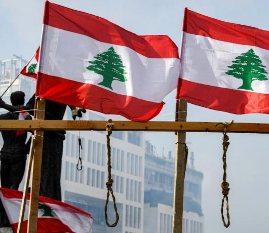 State of Collapse: Can Lebanon's 'Purported' Rulers Save the Country?