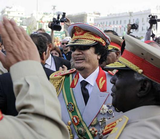 On 9th Anniversary of his Death, Gaddafi Supporters Demand Location of his Grave