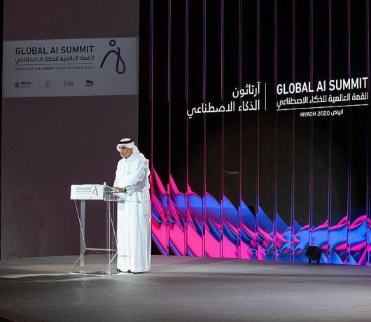 Riyadh: A Global Destination for AI Events