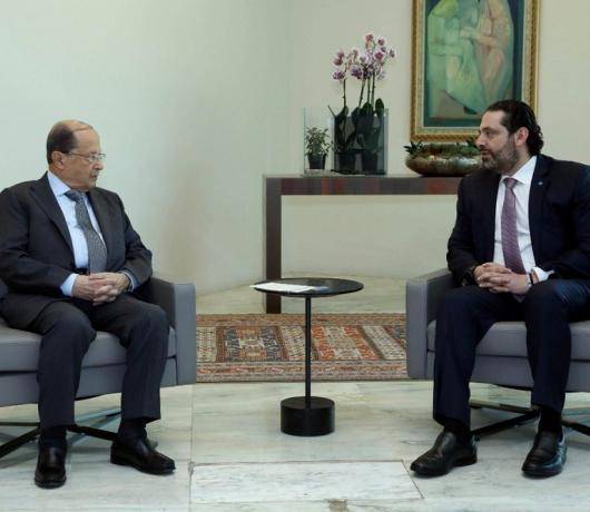 Aoun Floats Idea of Lebanese Military Govt to 'Save' Bassil