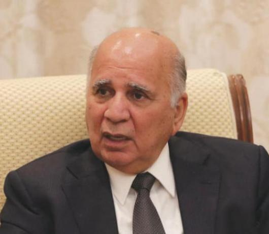 Iraqi FM to Asharq Al-Awsat: Current Tensions Demand Dialogue between Regional Countries