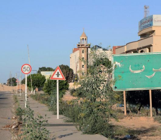 Sirte: From Al-Ghardabiya to ISIS, Through the Rise and Fall of Gaddafi