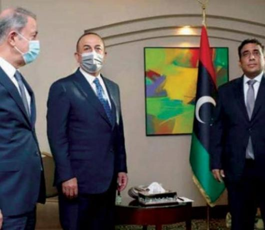 Ties with Turkey Threaten to Drive Wedge between Libya's Presidential Council, Interim Govt