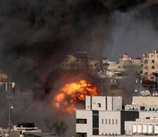 How Is Today's Gaza-Israel Violence Different?