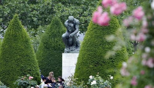 Rodin Museum Sculpture Garden in Paris Reopens to Public