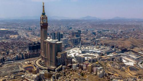 Saudi Arabia Launches $266 mln Company to Develop Holy Sites