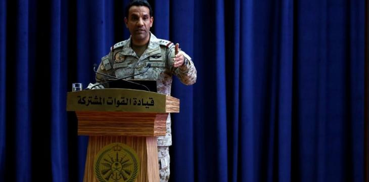 Arab Coalition Downs Houthi Drones Fired at Saudi Arabia's Najran