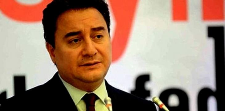 Babacan: We Don't Fear Erdogan's Threats