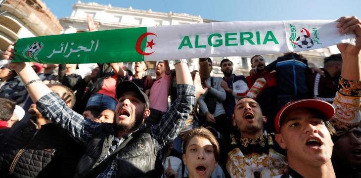 Algeria Recalls France Envoy over Films on Protests