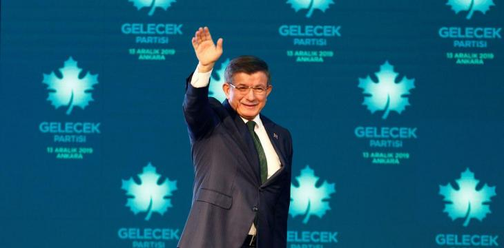 Davutoglu Says Turkish President's Party is Collapsing