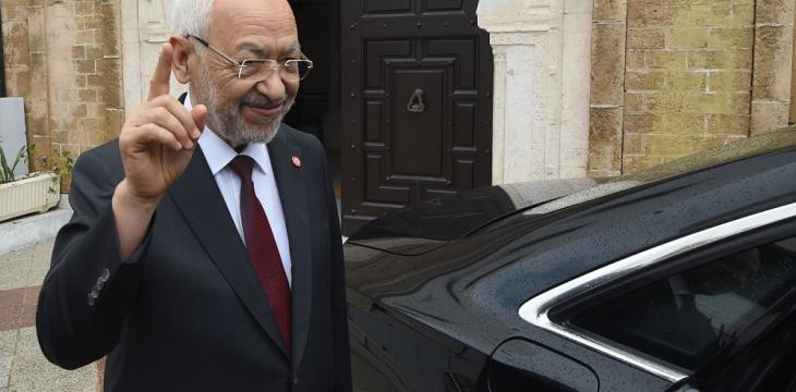 Libya Criticizes Tunisia's Ghannouchi for Meddling in its Internal Affairs