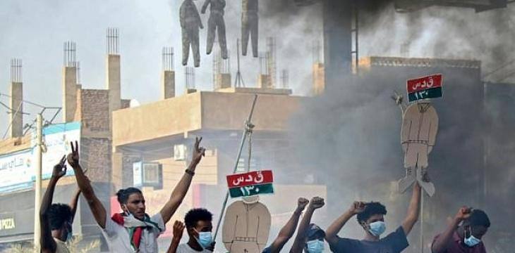 Sudan: Angry Protesters Take to Streets One Year after Bloody Crackdown