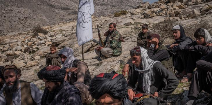 The Long Taliban, US War in Afghanistan