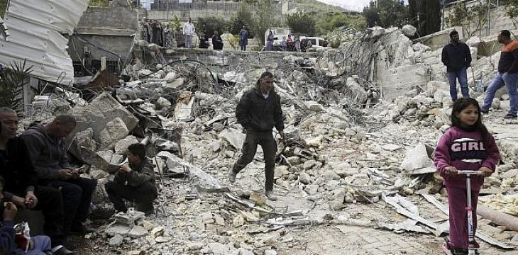 Palestine Demands ICC to Investigate Demolition of Homes
