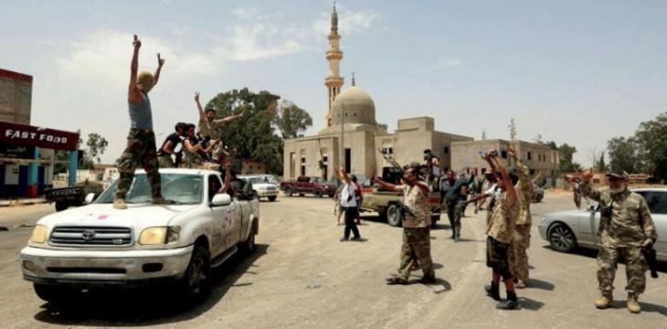 LNA Says 'Relocating' Forces Out of Libyan Capital
