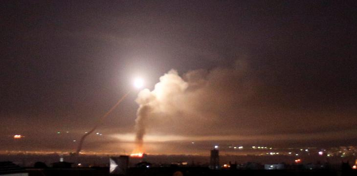 9 Syria Regime Loyalists Killed in Israeli Air Raids