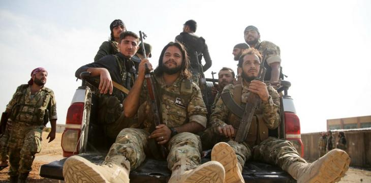 Syrian Fighter to Asharq Al-Awsat: Yes, I am a Mercenary and I Fought in Libya