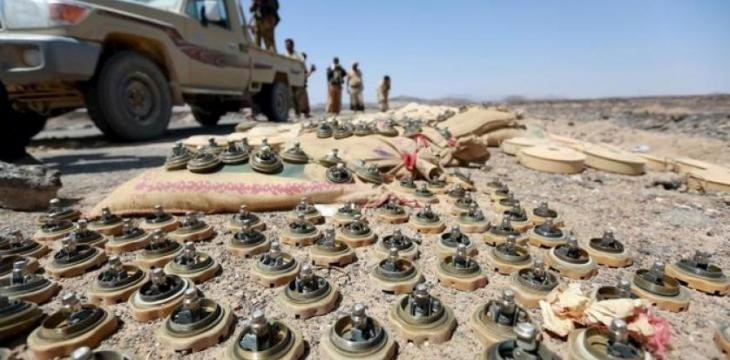 Failed Landmine Planting Kills Houthi Militants in Hodeidah