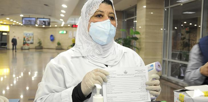 IDSC Report: Measures Taken by Government Alleviated Coronavirus Effects in Egypt