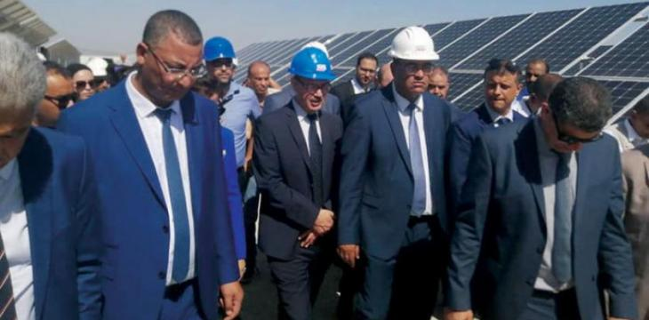 Tunisia Inaugurates First Solar Power Station