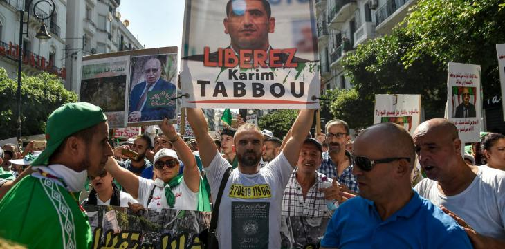 Algerian Major Opposition Figure to Be Released From Jail