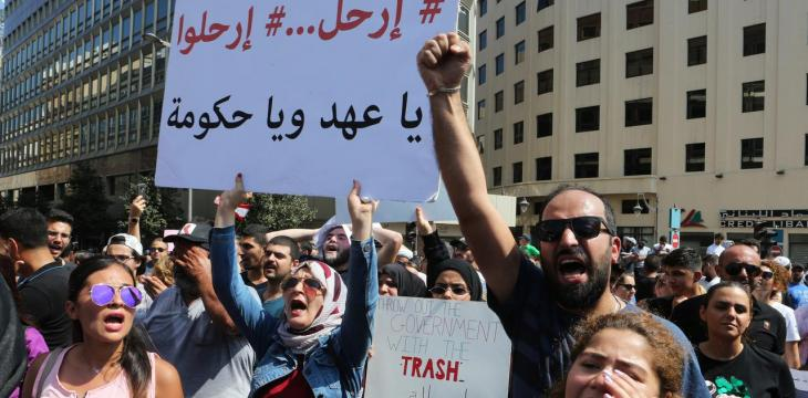 Lebanon Suicides Spark Outrage at Govt. over Economic Crisis