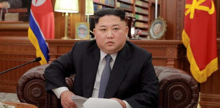 Kim Urges North Koreans to Keep up Virus Fight
