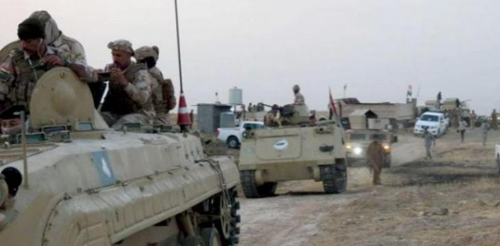 Iraq's Army Chases ISIS in North Baghdad