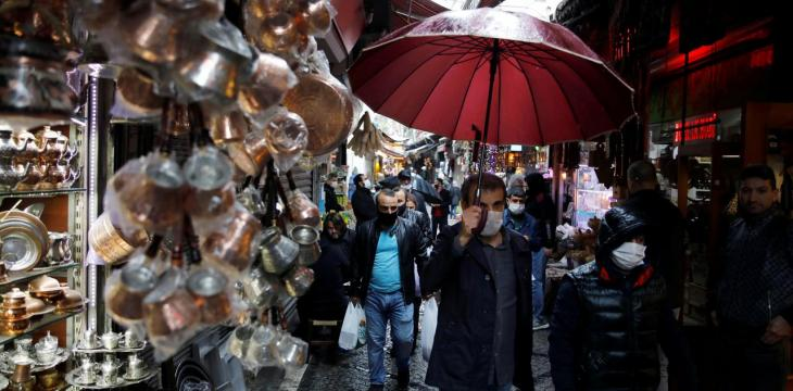 Turkey Inflation Jumps to 12.6%