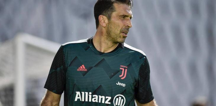 Buffon Sets Serie A Record with 648th Appearance