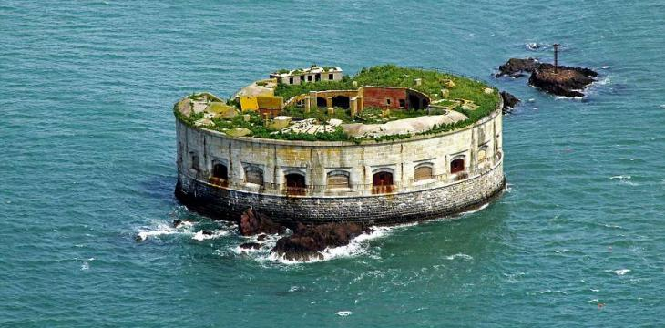 Historic Fort in Britain to be Turned into Waterpark