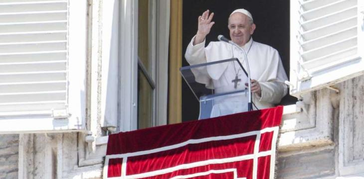 Pope Praises UN Efforts for Worldwide Ceasefire